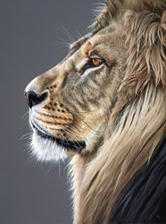 Guardian by Gina Hawkshaw -  sized 30x40 inches. Available from Whitewall Galleries